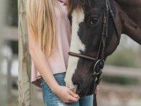 emozioni col cavallo