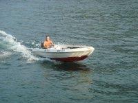Motorboat 25hp