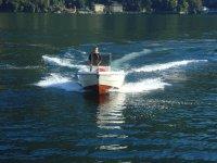 Motorboat rental