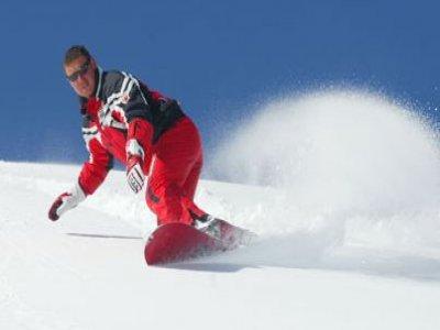 Scuola Sci La Villa Snowboard