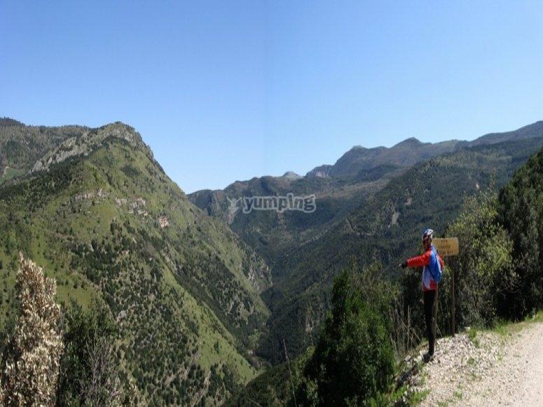 Trekking incredibile