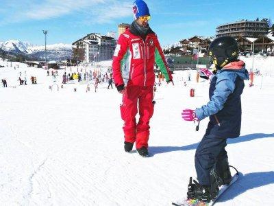 Scuola Sci Sestriere Snowboard