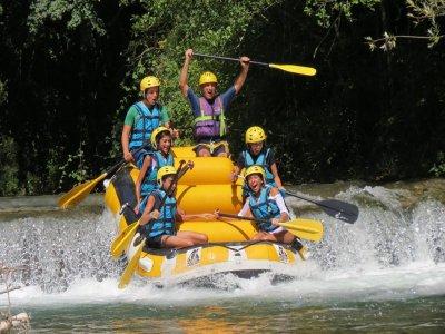 Centro canoa & rafting Lao Pollino