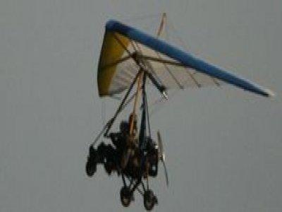 Volere Volare Deltaplano