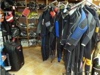 Noleggio attrezzatura subacquea