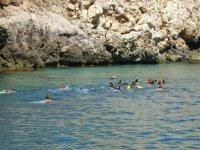 escursioni di snorkeling