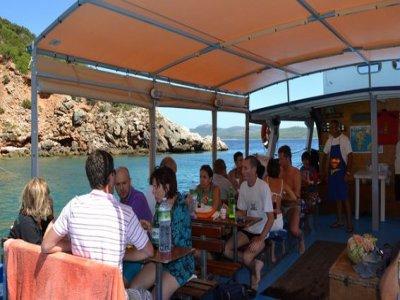 Centro Immersioni Alghero Escursione in Barca