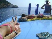 Relax in barca ad Alghero