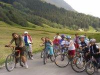Pronti per una gita in bici