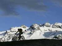 Sulla cresta della Montagna