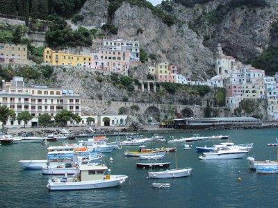 Amalfi Marine Noleggio Barche