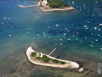 The islet of Licosa