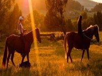 Psseggiata a cavallo