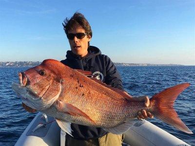 Fishing in Italy