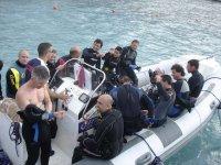 Pronti per le immersioni