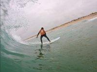 Corsi surf in Liguria