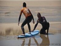 Lezioni di surf Genova