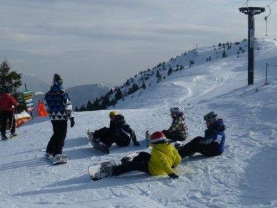Scuola Sci Malcesine Snowboard