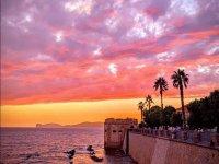 Sunsets of Sardinia