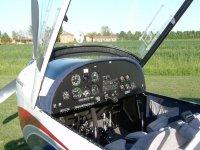 Velivolo della scuola di volo