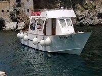 Pescherai su questa barca