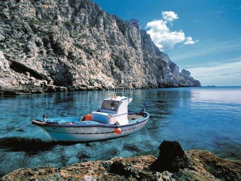 Battute di pesca in barca