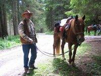 Col cavallo
