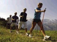 Nordic Walking in estate