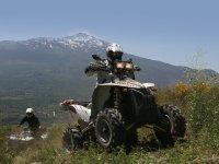 Tour in quad mezza giornata Sicilia