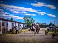 Una domenica a cavallo