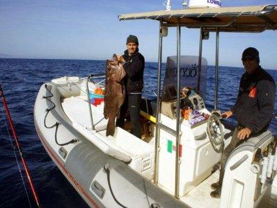 Settimana di pesca Isole Egadi ott-giu