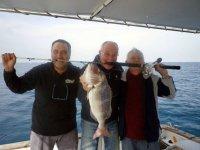 Pesca Banchi 1 giornata Canale di Sicilia ott-giu