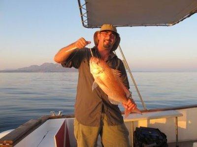Pesca Banchi 1 giornata Canale di Sicilia giu-sett