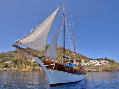 Crociera in caicco+corso apnea Mediterraneo