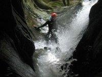 Between rock and water