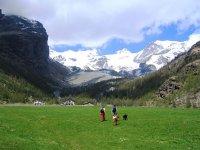 Circondati dalla natura alpina