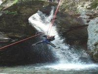 Canyoning in Valle d'Aosta