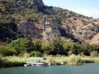 Trekking on the Lycian coast