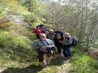 A tight-knit Trekking group