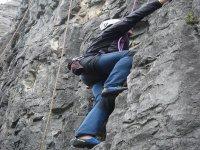 Climbing in Bardonecchia