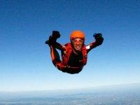 Lancement de parachutistes