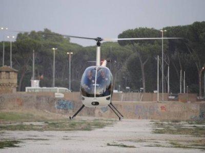Aero Club Redbaron Volo Elicottero