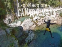 Lago Maggiore Canyoning
