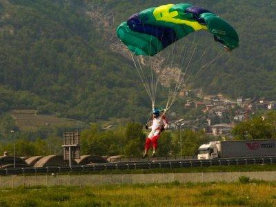 AeroClub Valle d'Aosta Paracadutismo
