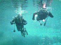 Due subacquei