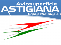 Logotipo aviosuperficie astigiana