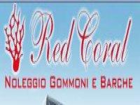 Red Coral  Noleggio Barche