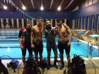Prima di immergersi