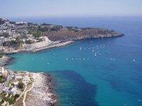 ricchezza paesaggistica della costa