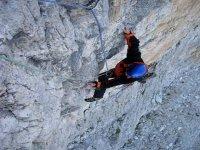 Scalata su roccia